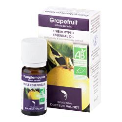 Éterický olej grapefruit 10 ml BIO