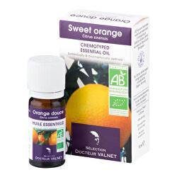 Éterický olej pomaranč 10 ml BIO