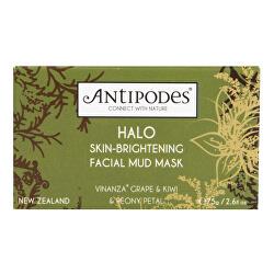 Maska pleťová rozjasňující s jílem HALO 75 g