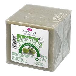 Mýdlo Marseille zelené