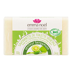 Mýdlo rostlinné bergamot 100 g BIO