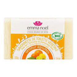 Mýdlo rostlinné citrus 100 g BIO