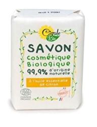 Mýdlo s citronovým esenciálním olejem 100 g