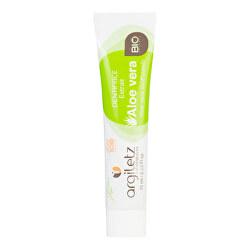 Zubní pasta se zeleným jílem Aloe Vera 75 g BIO