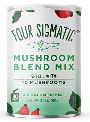 10 Mushrooms + Rose Hips Mix 60 g