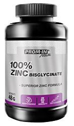 100% ZINC Bisglycinate 120 kapslí