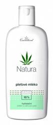 Cannaderm NATURA pleťové mléko hydratační 200 ml