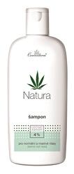 Natura šampon na normální a mastné vlasy 200 ml