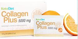 Collagen Plus 5000 mg - príchuť pomaranč