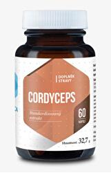 Cordyceps 60 kapslí