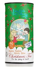 Dětský čaj, cukroví, 40 sáčků, kanystr