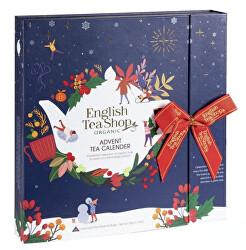 Adventní kalendář Vánoční noc - Kniha 25 pyramidek