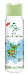 EKO Senses Sprchový gél a šampón pre deti 300 ml