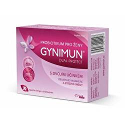 GYNIMUN dual protect 30 kapslí