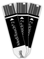 MediTouch 2 proužky 2 x 25 ks