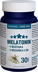 Melatonín Mučenka Medovka B6 30 tablet