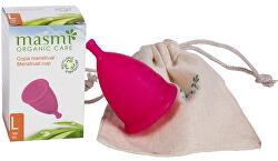 Menstruační kalíšek MASMI Organic Care vel. L