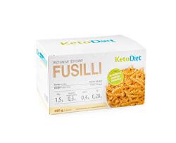 Proteínové cestoviny FUSILLI (7 porcií)