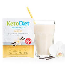Proteinový nápoj příchuť vanilka 7 porcí