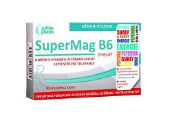Supermag B6 chelát, 30 tabliet
