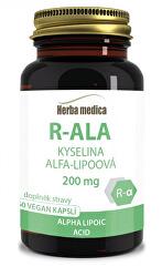 Acti R - ALA ( kyselina lipoová)  - 60 pilulek - 200 mg