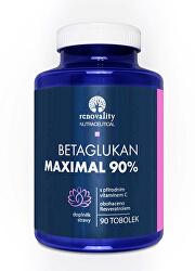 Betaglukan 90% MAXIMAL s Vitamínem C 90 tobolek