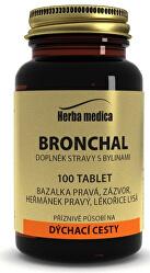 Bronchal 50 g - 100 tabliet