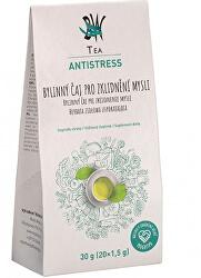 BW Tea Antistress - Bylinný čaj pro uklidnění 20 sáčků
