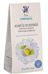 BW Tea Lymphatic- Bylinný čaj pro odvodnění 20 sáčků