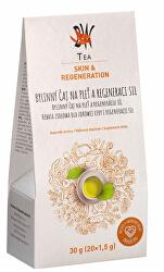 BW Tea Skin&Regeneration - Bylinný čaj na pleť a regeneraci sil 20 sáčků