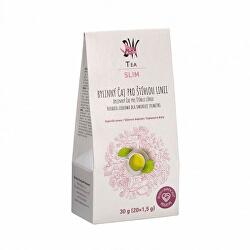 BW Tea Slim - Bylinný čaj pro štíhlou linii 20 sáčků