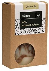 Caltha Săpun cafea și unt de cacao 100 g