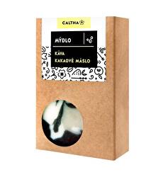 Caltha szappan kávé és kakaóvaj 100 g