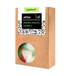 Caltha szappanos balzsam, chlorella és spirulina 100 g