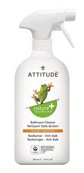 Čistič na koupelny Nature+ s vůní citronové kůry s rozprašovačem 800 ml