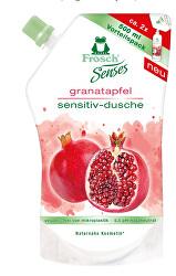 Frosch EKO Senses Sprchový gel Granátové jablko - náhradní náplň 500 ml