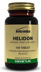 Helidon 50g - krevní tlak 100 tablet