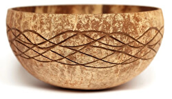 Kokosová miska Arabia XL