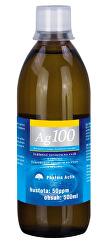 Koloidné striebro Ag100 (50ppm) 500 ml