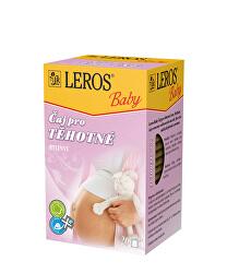 LEROS Baby Čaj pro těhotné 20 x 2 g