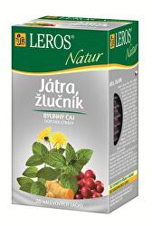 LEROS Natur Játra, žlučník 20 x 1.5 g