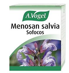 Menosan Salvia - extrakt ze šalvěje 3400 mg 30 tablet