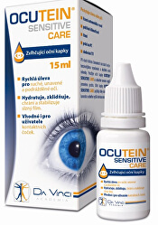 OCUTEIN Sensitive Care očné kvapky 15ml