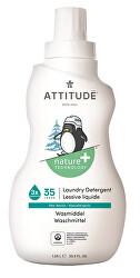 Prací gel pro děti Nature+ s vůní hruškové šťávy 1050 ml (35 pracích dávek)