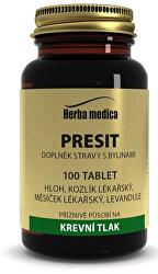 Presit 50g - krevní tlak 100 tablet