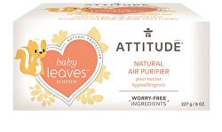 Přírodní čistící osvěžovač vzduchu Baby Leaves s vůní hruškové šťávy 227 g