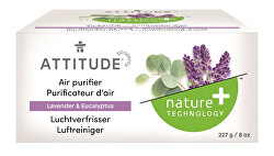 Přírodní čistící osvěžovač vzduchu Nature+ s vůní levandule a eukalyptu 227 g