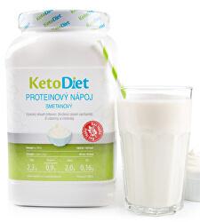 Proteinový nápoj smetanový na 1 týden (35 porcí)