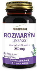 Rosmaria - Rozmarýn lékařský - 80 pilulek