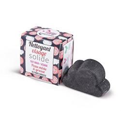 Tuhé mýdlo na čištění obličeje pro mastnou pleť - grapefruit 25 g